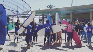 Surfing-Porto-Surf lessons on Matosinhos Beach, Porto-10