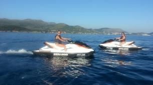 Jet Skiing-Dubrovnik-Jet ski rental on Sunj beach, Dubrovnik-1