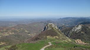 Parapente-Ariege-Baptême de Parapente près de Foix en Ariège-5