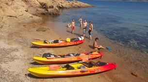 Kayak de mer-Porto Vecchio-Randonnée Kayak de Mer à Pinarello près de Porto Vecchio-4