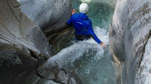 Canyoning-Tessin-Boggera Canyon in Ticino-4