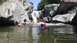 Canyoning-Gorges du Tarn-Canyoning dans les Gorges de la Dourbie, les Cévennes-6