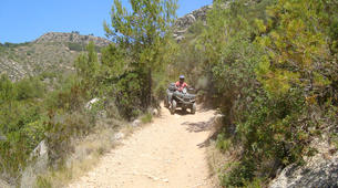 Quad biking-Mallorca-Quad tour to Sant Elm, Mallorca-9