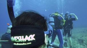 Scuba Diving-Malta-PADI Scuba Diver course in Sliema, Malta-5