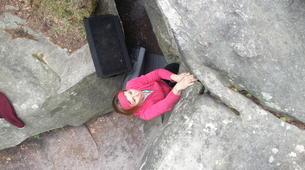Rock climbing-Fontainebleau-Multi-Aventure dans la forêt de Fontainebleau-11