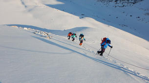Mountaineering-Gran Paradiso National Park-Hiking excursion up the Tresenta in Gran Paradiso National Park-4