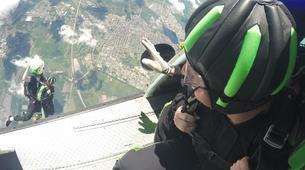 Skydiving-Herning-Tandem skydive in Herning, Denmark-2