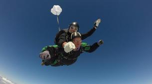 Skydiving-Herning-Tandem skydive in Herning, Denmark-3