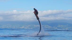 Flyboard / Hoverboard-Moorea-Initiation Flyboard et Hoverboard sur l'île de Moorea-2