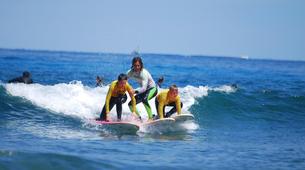 Surf-Costa Adeje, Tenerife-Advanced surfing course in Playa de las Americas, Costa Adeje-2