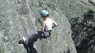 Rock climbing-Fontainebleau-Multi-Aventure dans la forêt de Fontainebleau-7