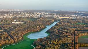 Helicopter tours-Paris-Helicopter flight over Paris and the Château de Versailles-1