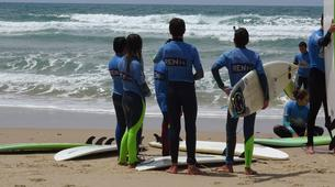 Surfing-Sines-Surf lesson and course on Praia Da Vieirinha near Sines-3