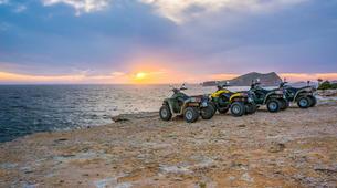 Quad biking-Ibiza-Quad bike or buggy sunset tours in San Antonio, Ibiza-2