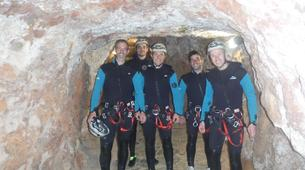 Caving-Picos de Europa National Park-Caving the Valporquero Cave near Picos de Europa-5