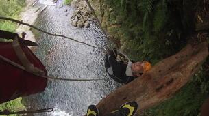 Canyoning-Rivière Langevin, Saint-Joseph-Canyon de Langevin à La Réunion-1