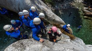 Canyoning-Tessin-Boggera Canyon in Ticino-7