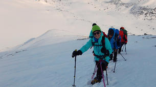 Mountaineering-Gran Paradiso National Park-Hiking excursion up the Tresenta in Gran Paradiso National Park-3