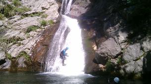 Canyoning-Gorges du Tarn-Canyoning dans les Gorges du Tapoul, les Cévennes-4