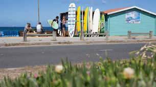 Surfing-Sines-Surf lesson and course on Praia Da Vieirinha near Sines-8