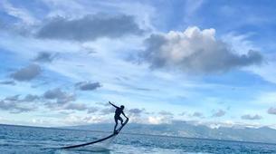 Flyboard / Hoverboard-Moorea-Initiation Flyboard et Hoverboard sur l'île de Moorea-1