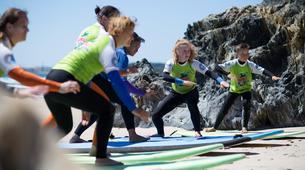 Surfing-Sines-Surf lesson and course on Praia Da Vieirinha near Sines-14