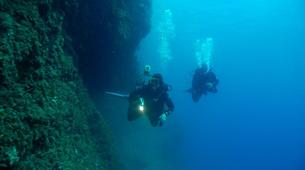 Scuba Diving-Nafplio-Adventure dives for certified divers in Nafplio-4