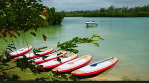 Stand Up Paddle-Cap Malheureux - Anse La Raie-Randonnée Stand Up Paddle sur la côte est de l'île Maurice-6