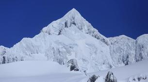 Helicopter tours-Franz Josef Glacier-Mount Cook scenic heli flight with glacier landing-5