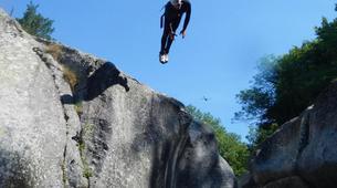 Canyoning-Gorges du Tarn-Canyoning dans les Gorges de la Dourbie, les Cévennes-11
