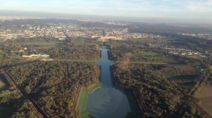 Helicopter tours-Paris-Helicopter flight over Paris and the Château de Versailles-5