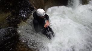 Canyoning-Gorges du Tarn-Canyoning dans les Gorges de la Dourbie, les Cévennes-14