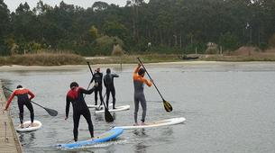 Stand up Paddle-Porto-Stand up paddle lessons on Douro River, Porto-1