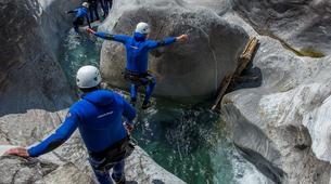Canyoning-Tessin-Boggera Canyon in Ticino-8
