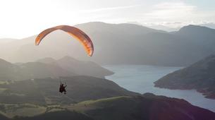 Paragliding-Madrid-Tandem paragliding near Madrid-5