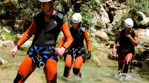 Canyoning-Granada-Canyoning at Rio Verde Gorge in Sierra Nevada-6