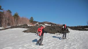 Hiking / Trekking-Mount Etna-Guided Hiking Trip Up Mount Etna-6