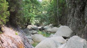 Canyoning-Bavella-Canyon de la Purcaraccia à Bavella, Corse-6