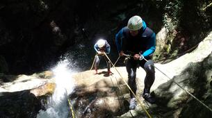 Canyoning-Annecy-Canyon d'Angon à Talloires, près d'Annecy-8