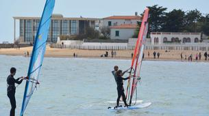 Windsurf-La Tranche sur Mer-Initiation au Windsurf à La Tranche sur Mer-3