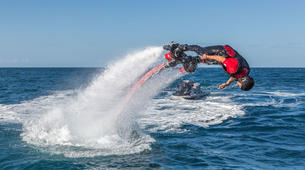 Flyboard / Hoverboard-Puerto Rico, Gran Canaria-Flyboard sessions in Anfi del Mar, Gran Canaria-3