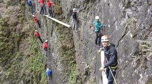 Via Ferrata-Fort William-Via ferrata excursion in Kinlochleven near Fort William-4