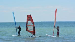 Windsurf-La Tranche sur Mer-Initiation au Windsurf à La Tranche sur Mer-1