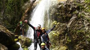 Canyoning-Riserva Naturale Orientata Bosco di Malabotta-Alcantara Gorge Canyon in Sicily-1