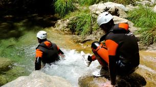 Canyoning-Granada-Canyoning at Rio Verde Gorge in Sierra Nevada-3