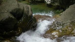 Canyoning-Breil-sur-Roya-Canyon of Carléva near Nice-2