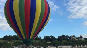 Hot Air Ballooning-Tours-Hot air balloon flight in Chaumont-sur-Loire, Loire Valley-5