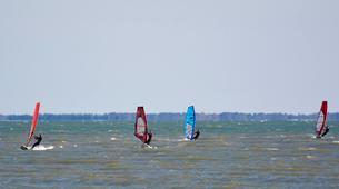 Windsurf-La Tranche sur Mer-Initiation au Windsurf à La Tranche sur Mer-2
