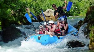 Rafting-Omis-Rafting down Cetina River, Omis-2