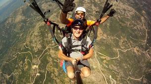 Paragliding-Madrid-Tandem paragliding near Madrid-3